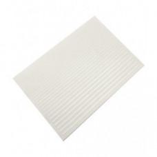 Гибкая лента для дизайна ногтей белая арт.Дгл-б