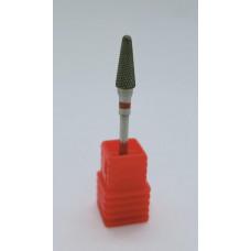 Фреза твердосплавная кукуруза Красная для ногтей - Насадки Фрезы твердосплавные ТВС для маникюра/педикюра