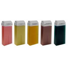 Воск в кассетах для депиляции воском 5штук в наборе Konsung Beauty - Воск кассетный 150г