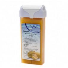 Воск в кассетах для депиляции воском 5штук в наборе Konsung Beauty - Воск кассетный 150г Лимон