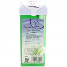 Воск в кассетах для депиляции воском 5штук в наборе Konsung Beauty - Воск кассетный 150г Чайное дерево