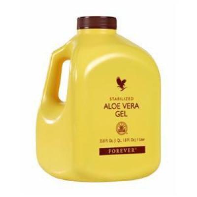 Сок Алоэ для иммунитета у детей и взрослых, Aloe Vera Gel, 1 л - Сок алоэ гель форевер