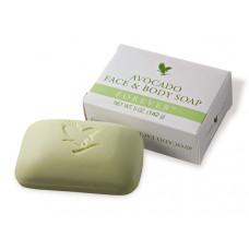 Мыло для лица и тела с авокадо - Мыло форевер