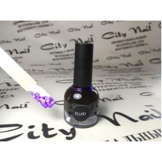 Акварельные чернила FLUID CityNail - фиолетовые  10 мл