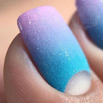 Бриллиантовая пыль ( сахарок ) для ногтей № 2